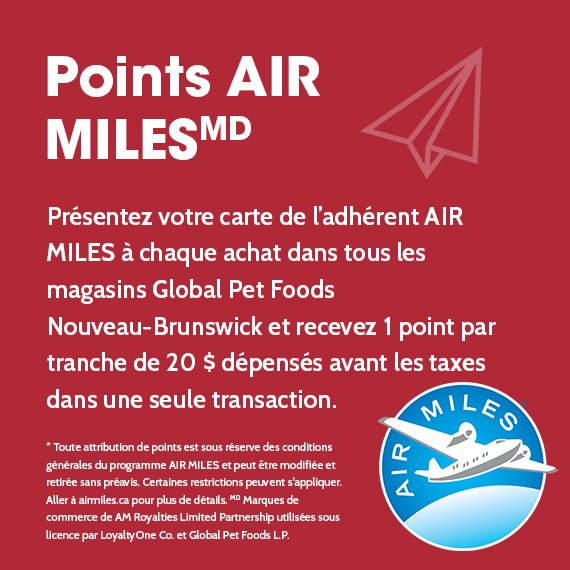 Points AIR MILES
