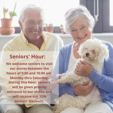 Seniors' Hour
