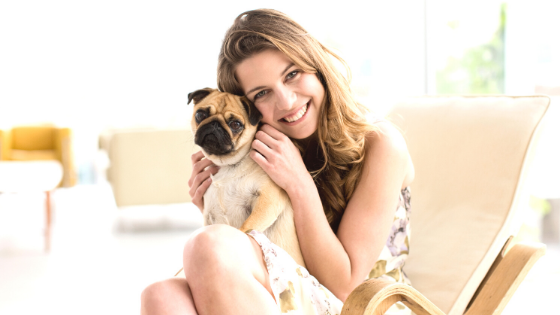 pets reduce stress