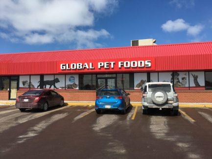 Global Pet Foods Champlain Street Dieppe